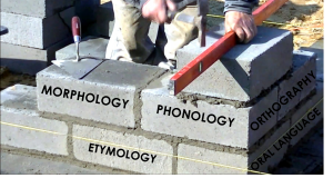 BUILDING a strong foundation - bricks